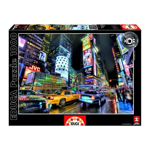 New York HDR puzzle